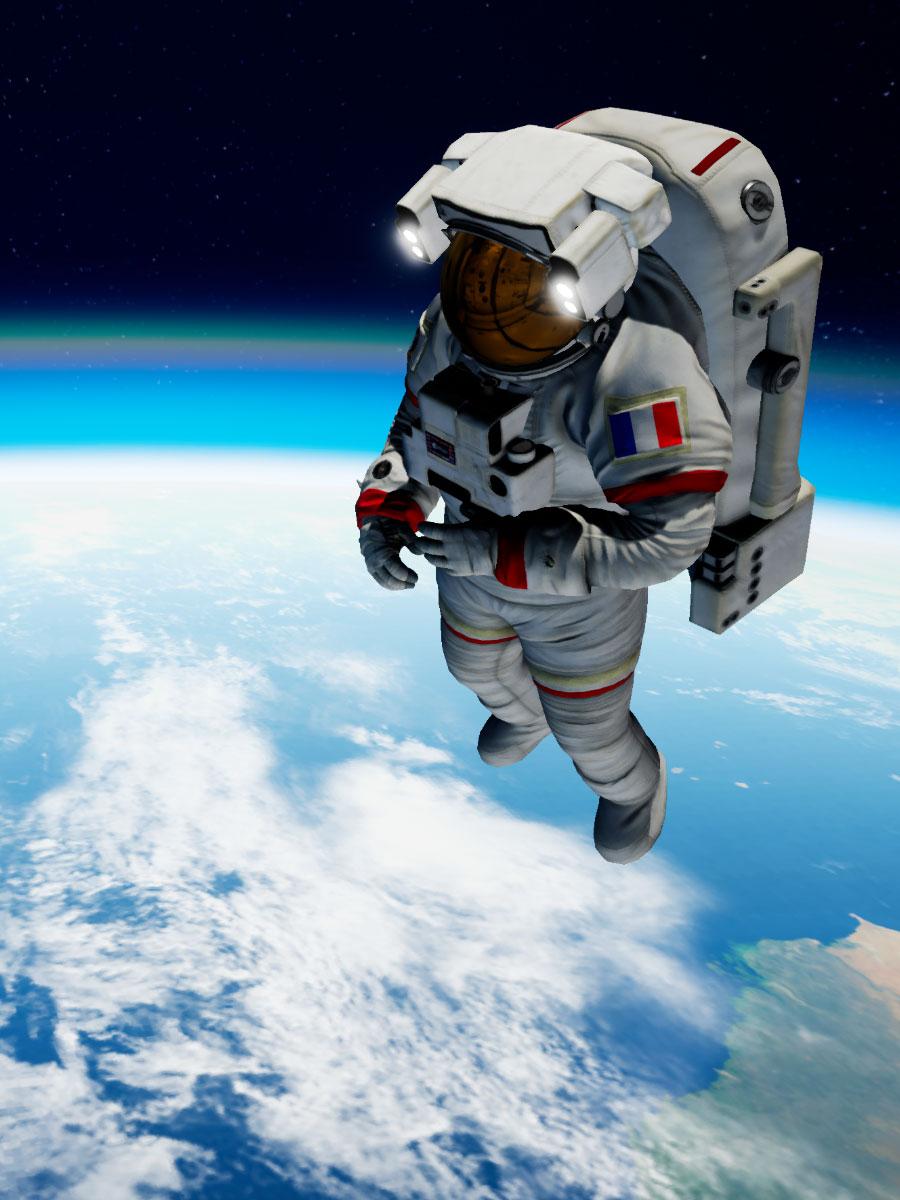 Jeu VR ISS Rescue I-REALITY