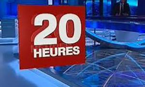 JT 20h de France 2