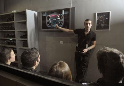 Briefing Simulateur Course Automobile