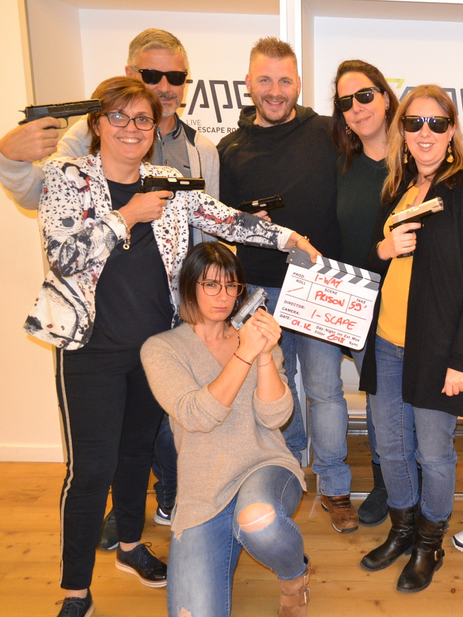 escape room entre amis à Paris Saint Quentin en Yvelines