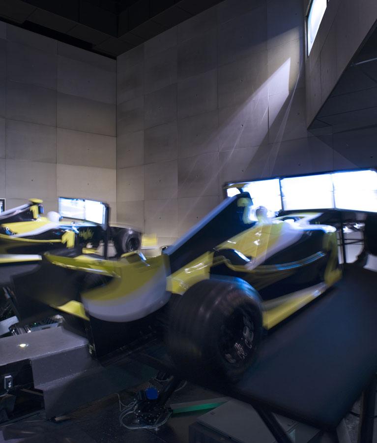 Simulateur Formule 1 - Des sensations folles