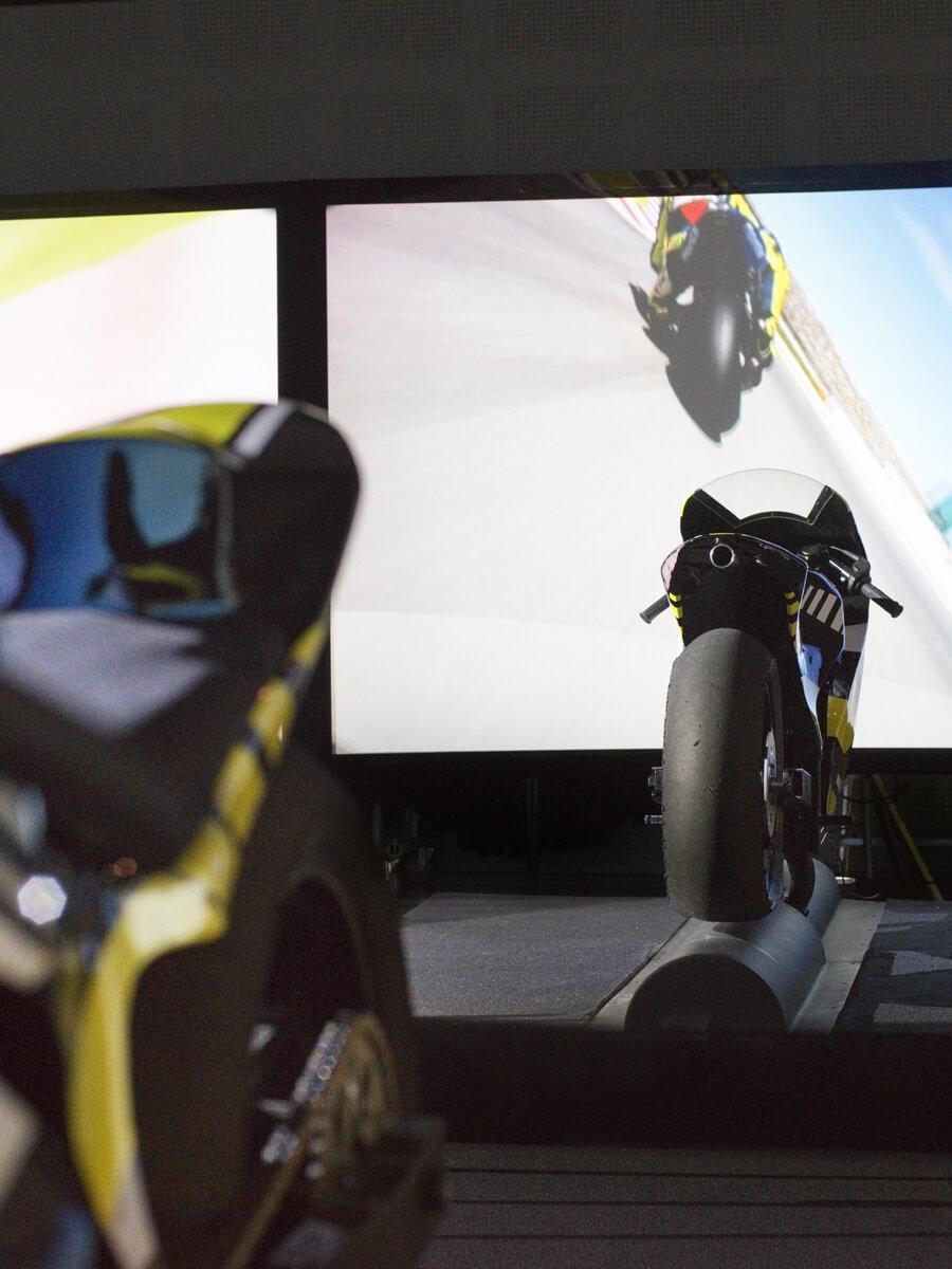 Moto GP I-WAY Lyon