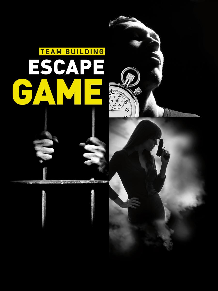 Team Building Escape Game