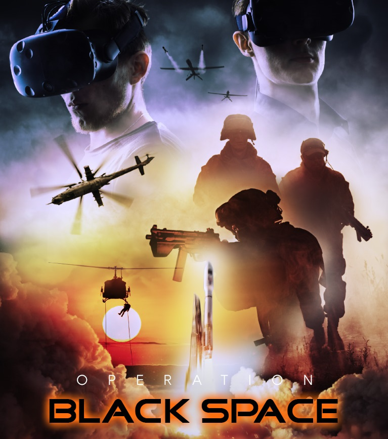OPERATION BLACK SPACE - Une mission commando à haut risque