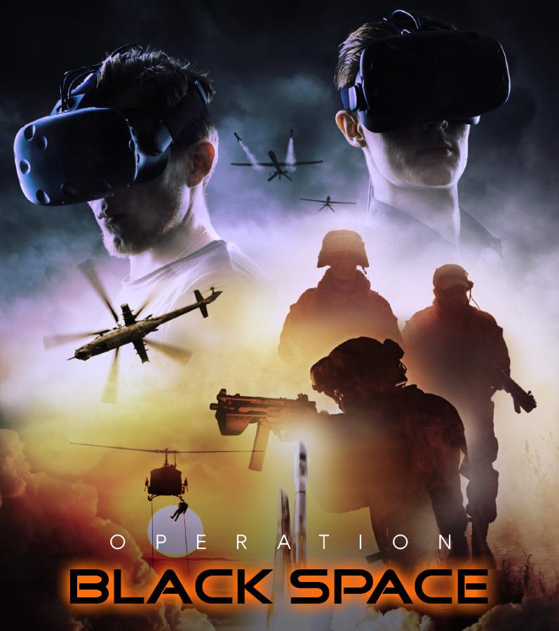 OPERATION BLACK SPACE - Une mission commando à haut risque