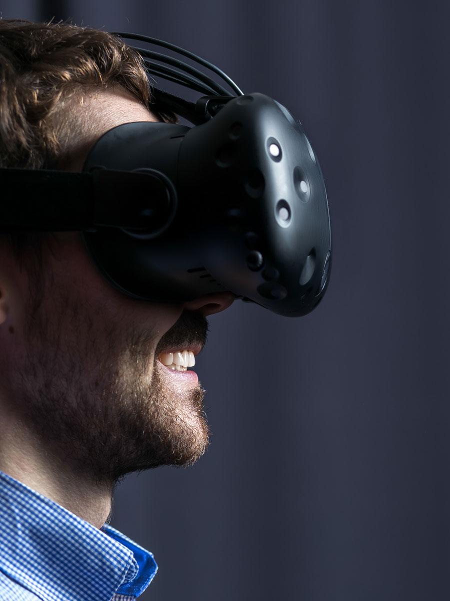 foire aux question salle de jeu VR