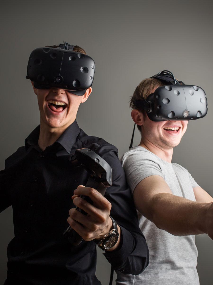 sortie entre amis réalité virtuelle Paris Saint Quentin en Yvelines